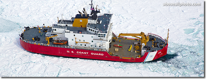 Ice Cutter US Coast Guard