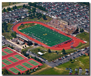 carmel high school football stadium