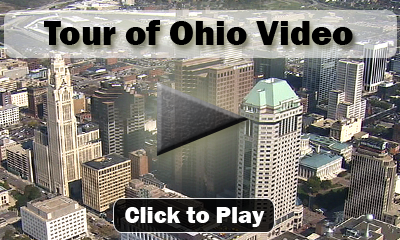 This video has some skyline clips of Columbus and Dayton Ohio